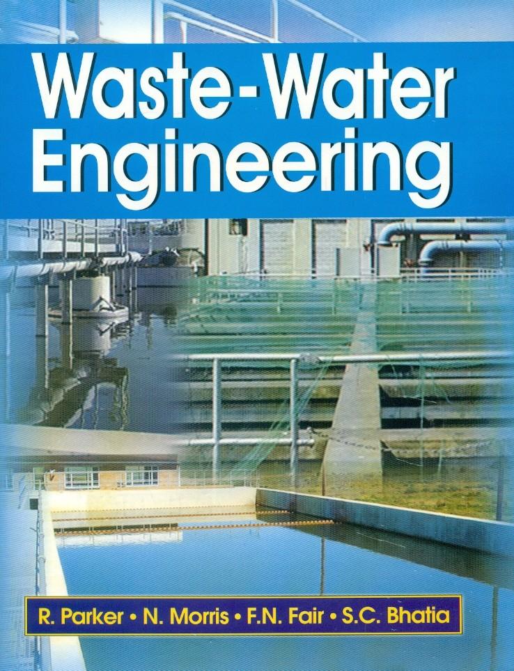 Waste Water Engineering (Hb)