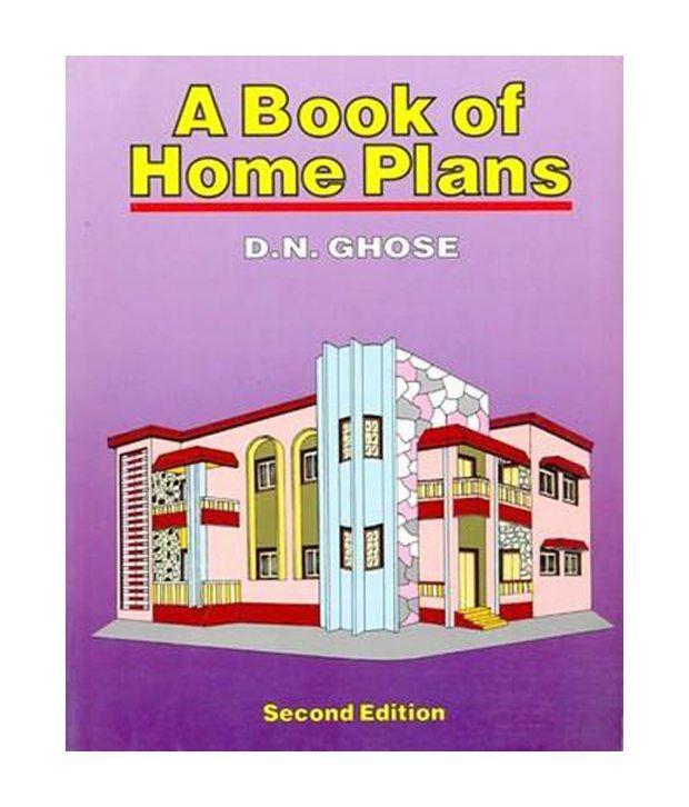 A Book Of Home Plans,2/E (Pb-2015)