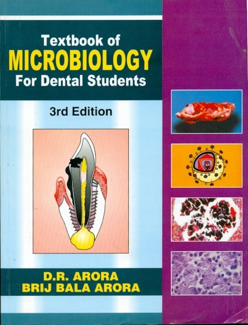TEXTBOOK OF MIOCROBIOLOGY FOR DENTAL STUDENTS,3E (PB)
