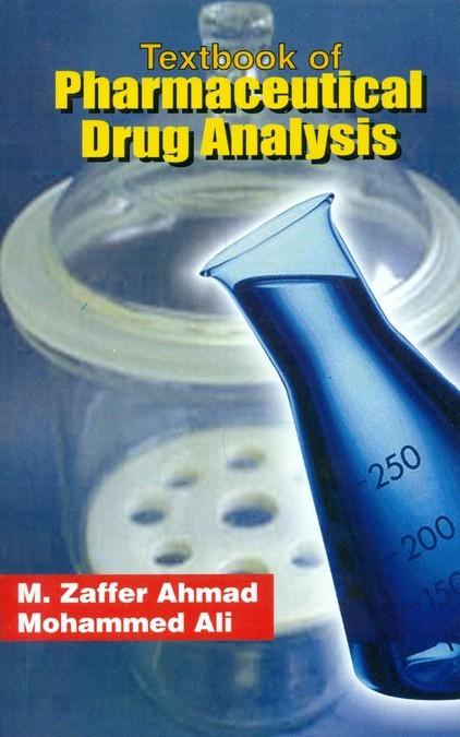 Textbook Of Pharmaceutical Drug Analysis