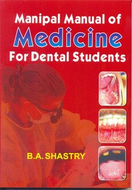 Manipal Manual Of Medicine For Dental Students