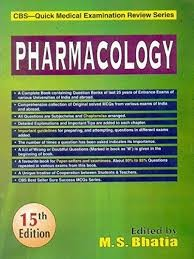 Pharmacology 15/E: Cbs-Quick Medical Examination Review Series