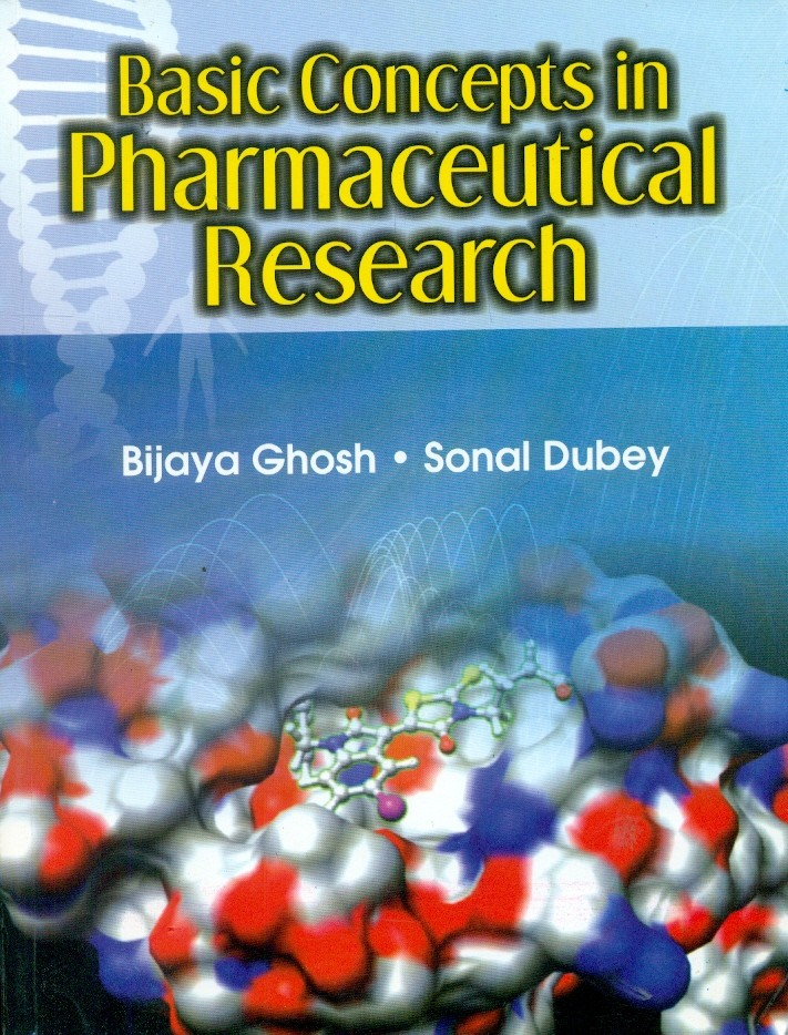 Basic Concepts In Pharmaceutical Research (Pb-2014)