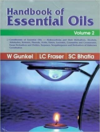 Handbook Of Essential Oils Vol 2