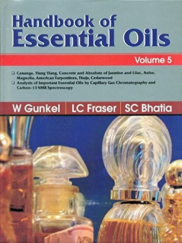 Handbook Of Essential Oils Vol 5