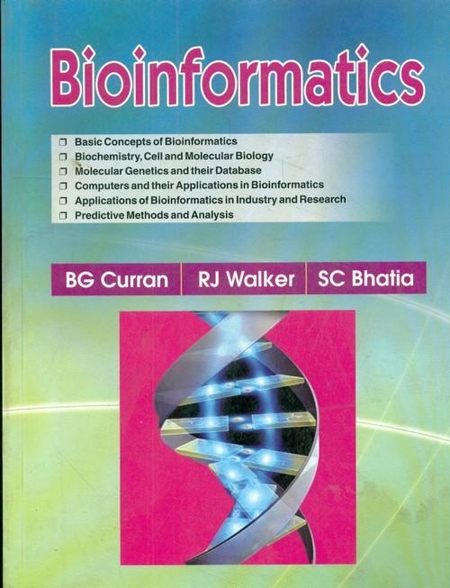 Bioinformatics-Basic Concepts Of Bioinformatics
