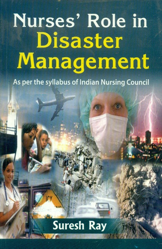 Nurse's Role In Disaster Management