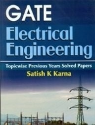 Gate Electrical Engineering(Topicwise Previous Years Solved Papers)