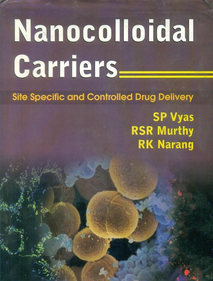 Nanocolloidal Carriers