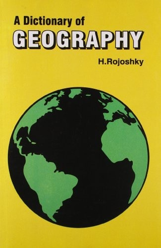 A Dictionary Of Geography (Pb)