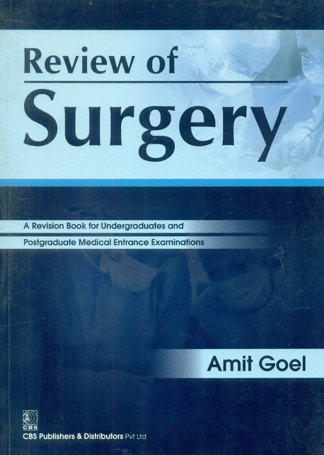Review of Surgery (1st Reprint)