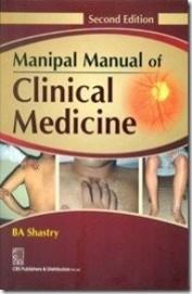 Manipal Manual of Clinical Medicine, 2/e, 4th Reprint