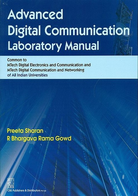 Advanced Digital Communication Laboratory Manual (Pb 2013)