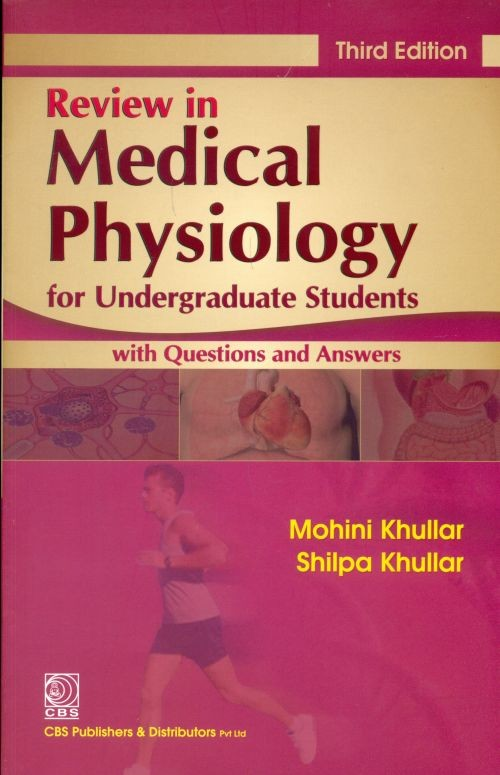 Review In Medical Physiology For Undergraduate Students , 3E (Pb-2013)