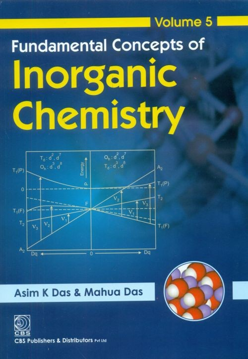 Fundamental Concepts Of Inorganic Chemistry, Vol.5 (Pb-2016)