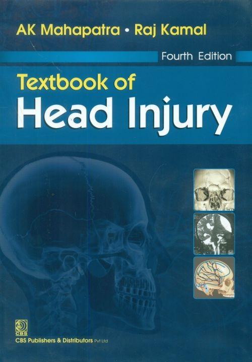 Textbook Of Head Injury, 4Edn (Pb-2016)
