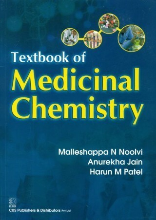 Textbook of Medicinal Chemistry (2nd reprint)