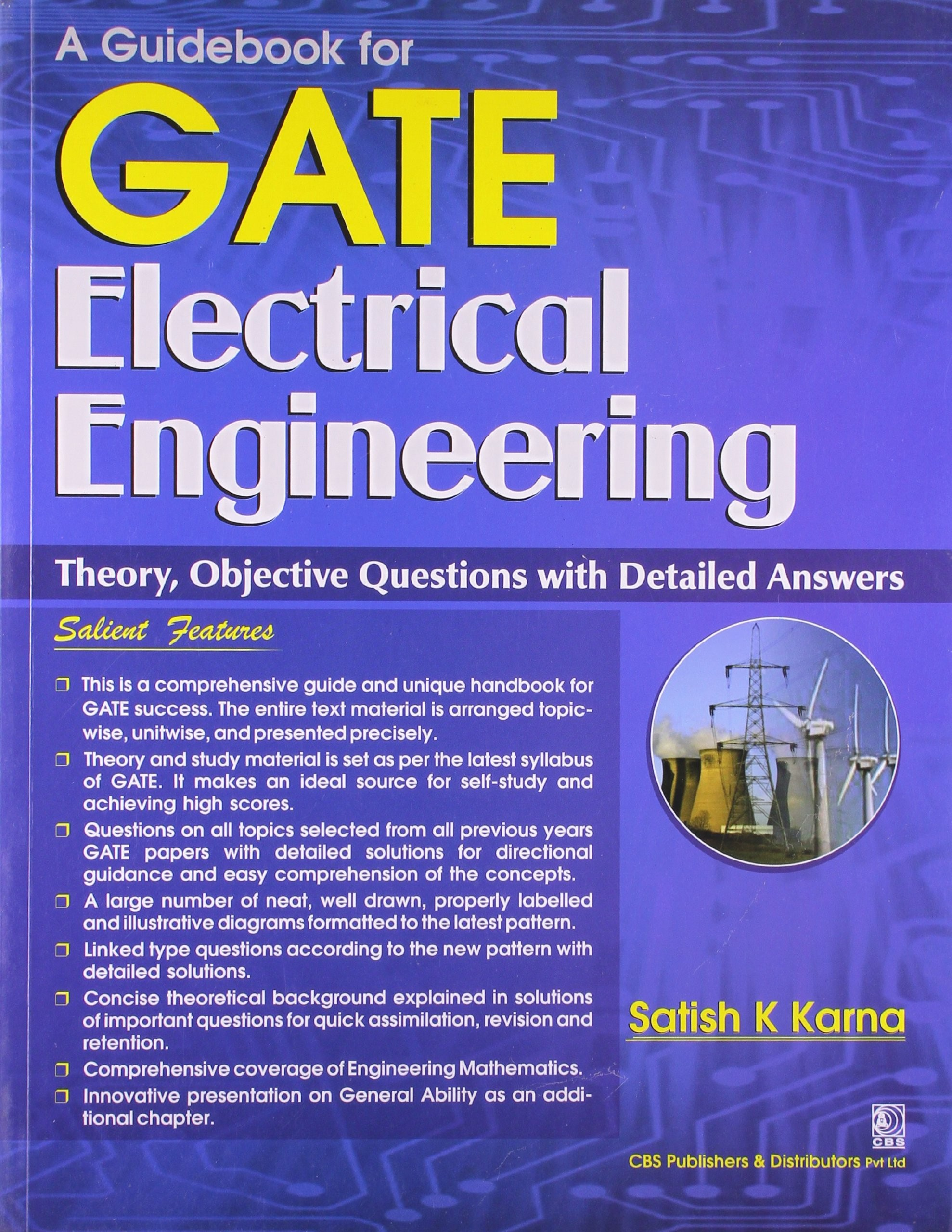 A Guide Book Of Gate Electrical Engineering (Pb-2014)