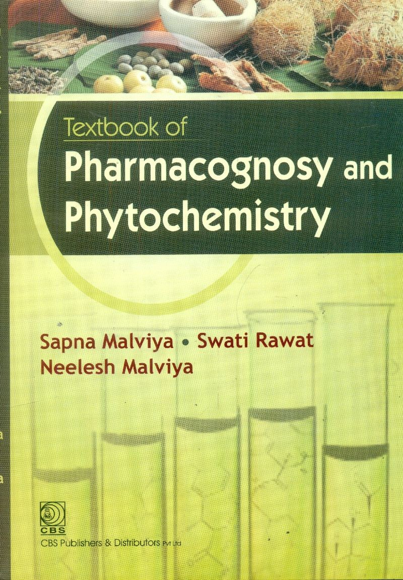 Textbook of Pharmacognosy and Phytochemistry (1st Reprint)