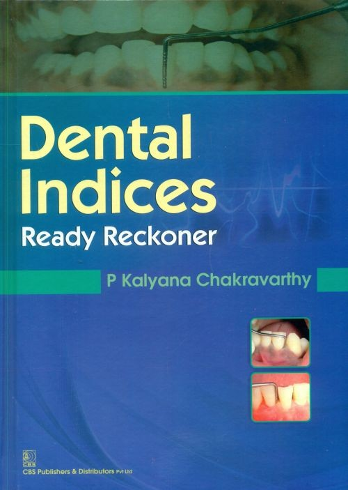 Dental Indices Ready Reckoner (2014)