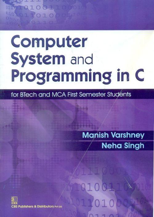 Computer System & Programming In C (Pb 2014)