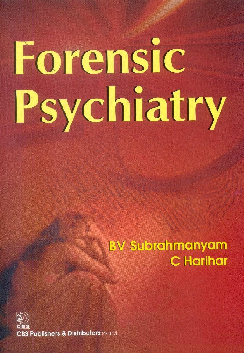 Forensic Psychiatry (Pb 2016)