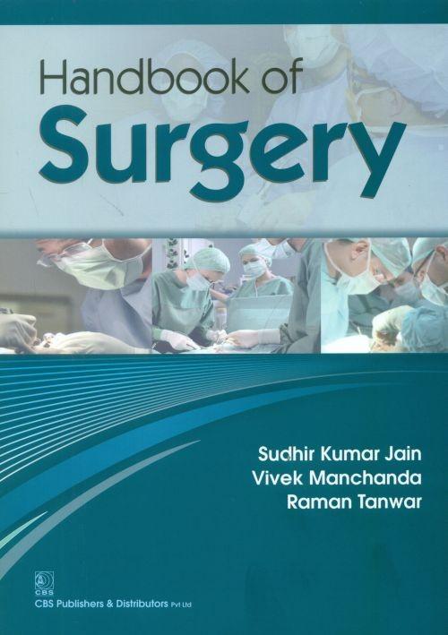Handbook of Surgery
