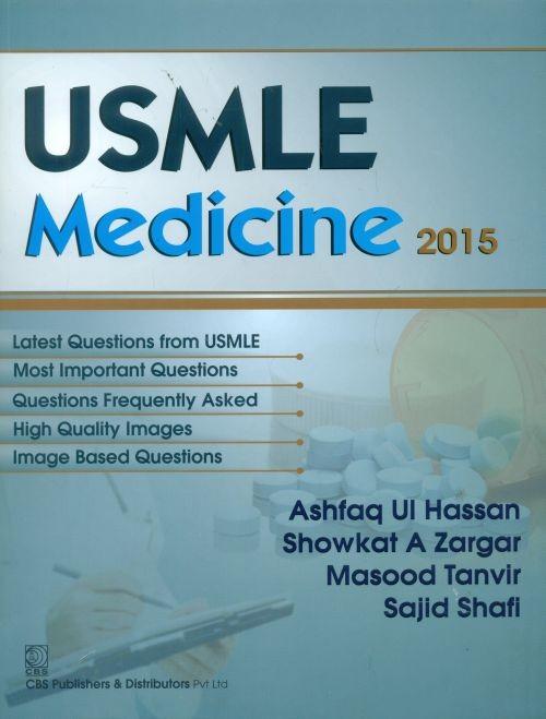 Usmle Medicine 2015 (Pb)