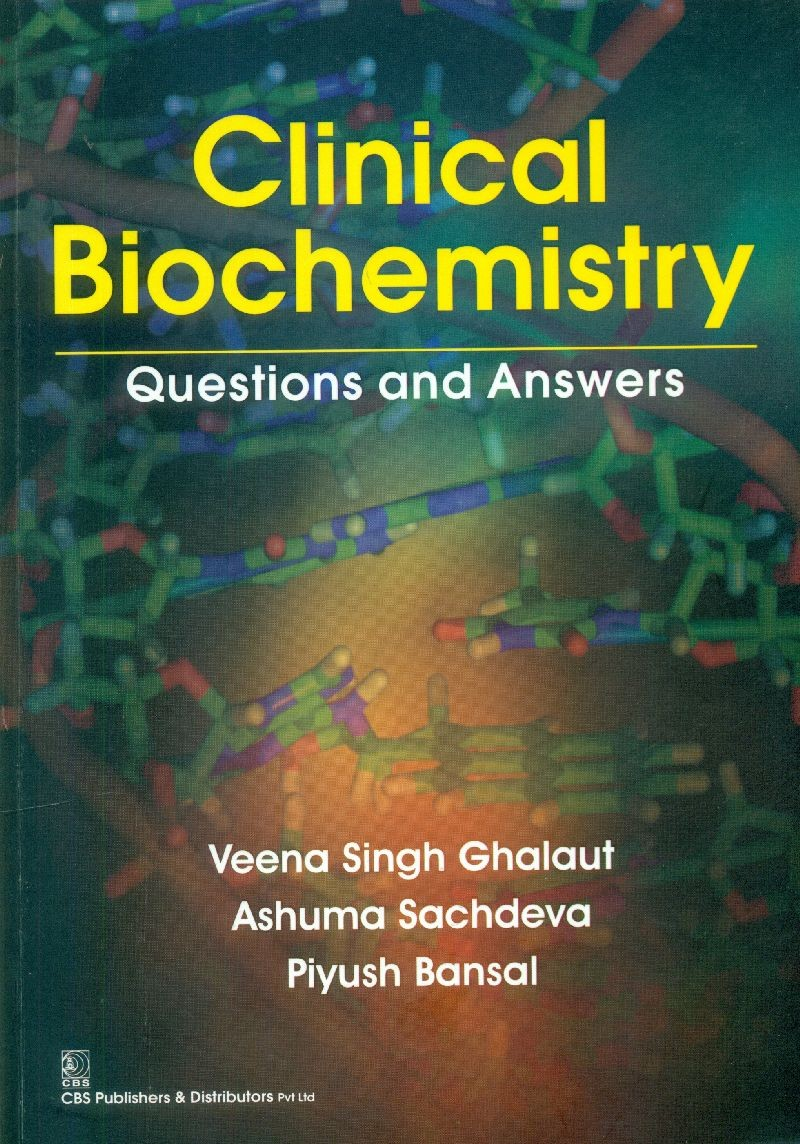 Clinical Biochemistry Questions And Answers (Pb 2015)