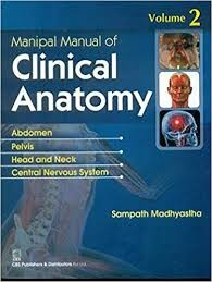 Manipal Manual Of Clinical Anatomy Vol 2 (Pb 2017)