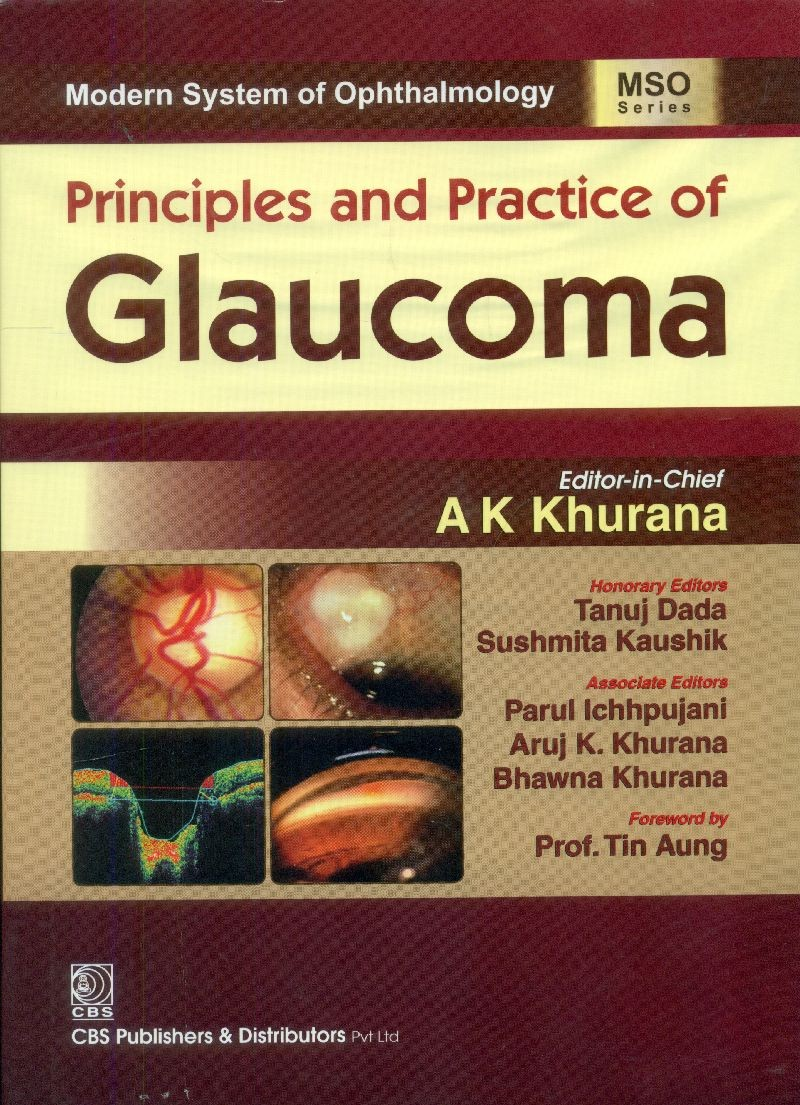 Principles and Practice of Glaucoma (2015) -MSO Series