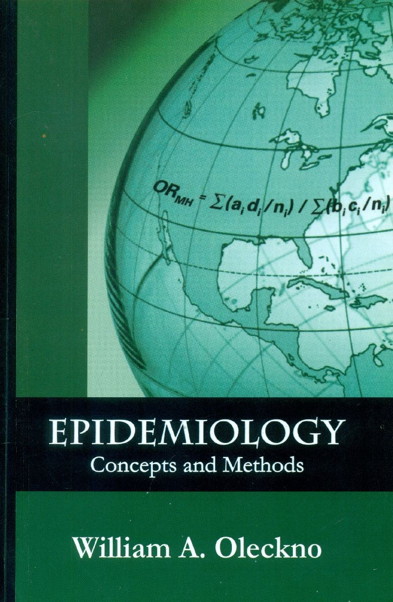 Epidemiology Concepts And Methods (Pb 2015)