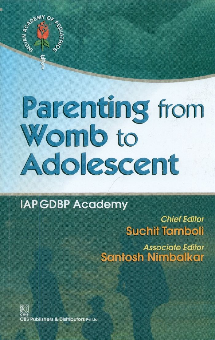 Parenting Form Womb To Adolescent (Pb 2015)