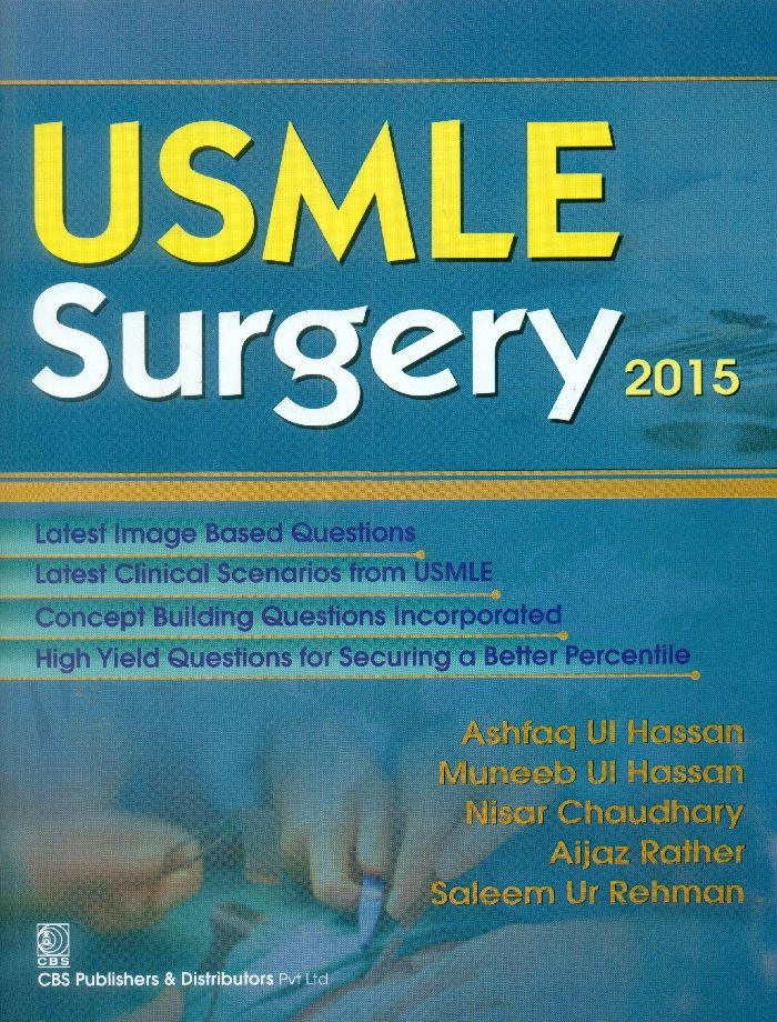 Usmle Surgery 2015 (Pb 2015)