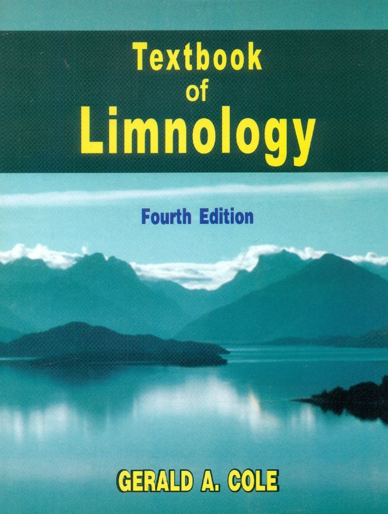 Textbook Of Limnology (Pb 2015)