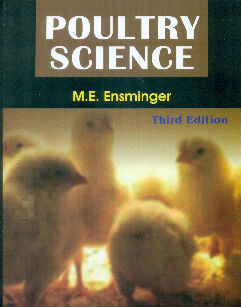 Poultry Science, 3E (Pb 2015)