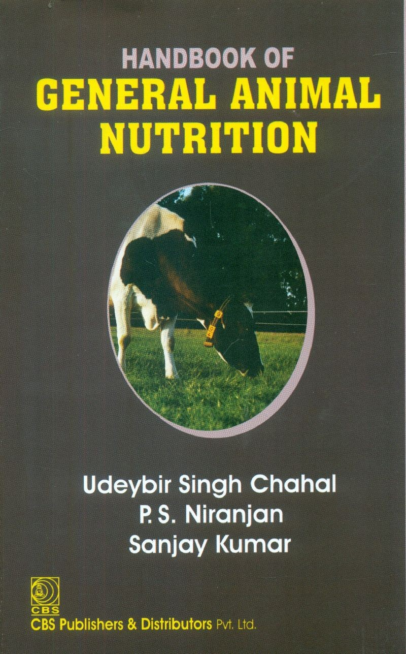 Handbook Of General Animal Nutrition (Pb-2015)