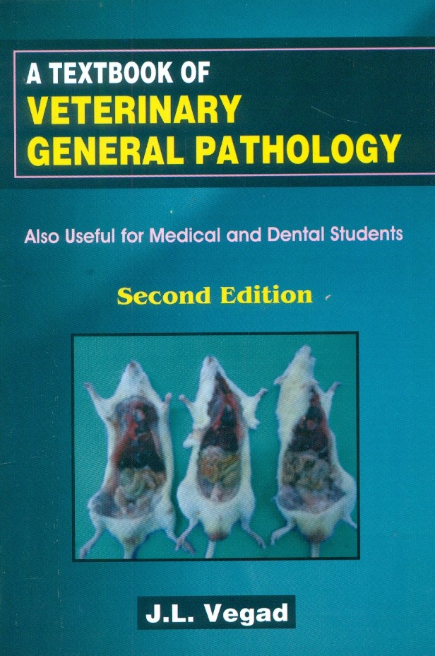 A Textbook Of Veterinary General Pathology 2Ed