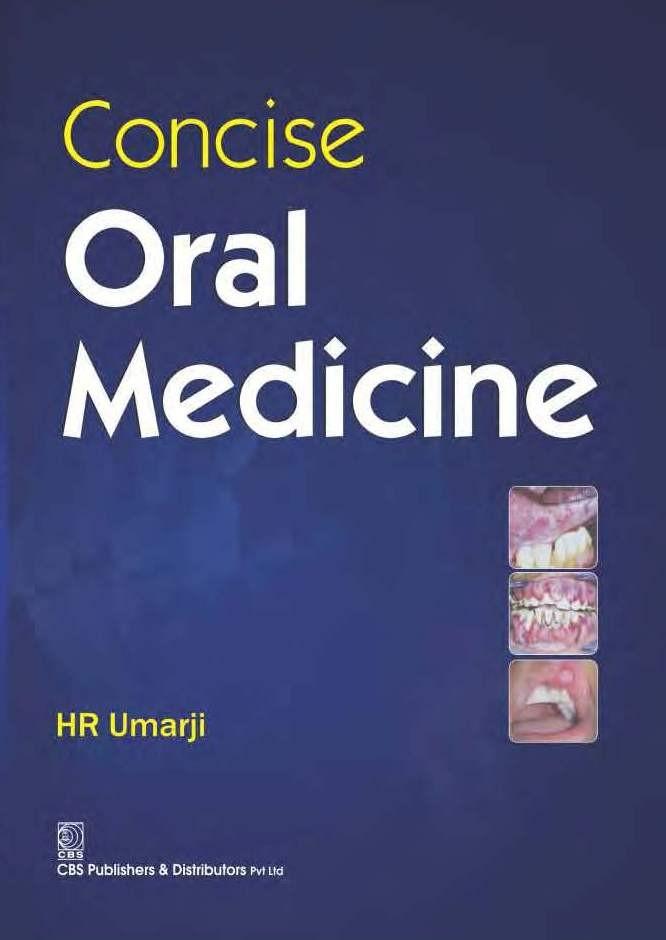 Concise Oral Medicine (1st Reprint)