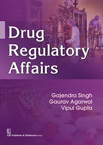 Drug Regulatory Affairs (2nd reprint)