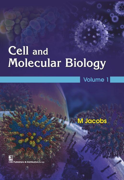 Cell And Molecular Biology Vol 1 (Pb 2016)