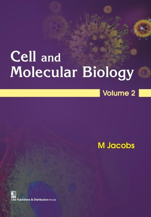 Cell And Molecular Biology Vol. 2 (Pb 2016)