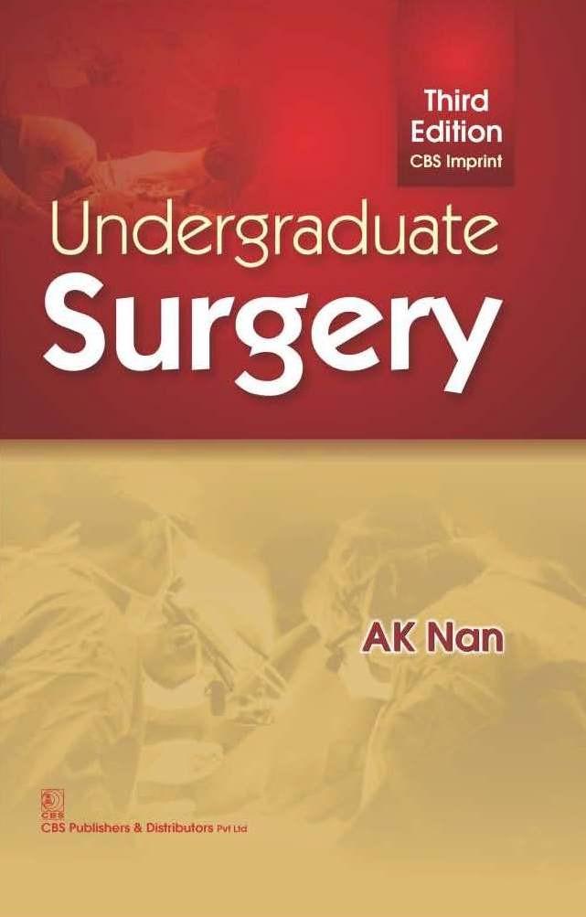Undergraduate Surgery, 3e (2nd Reprint)