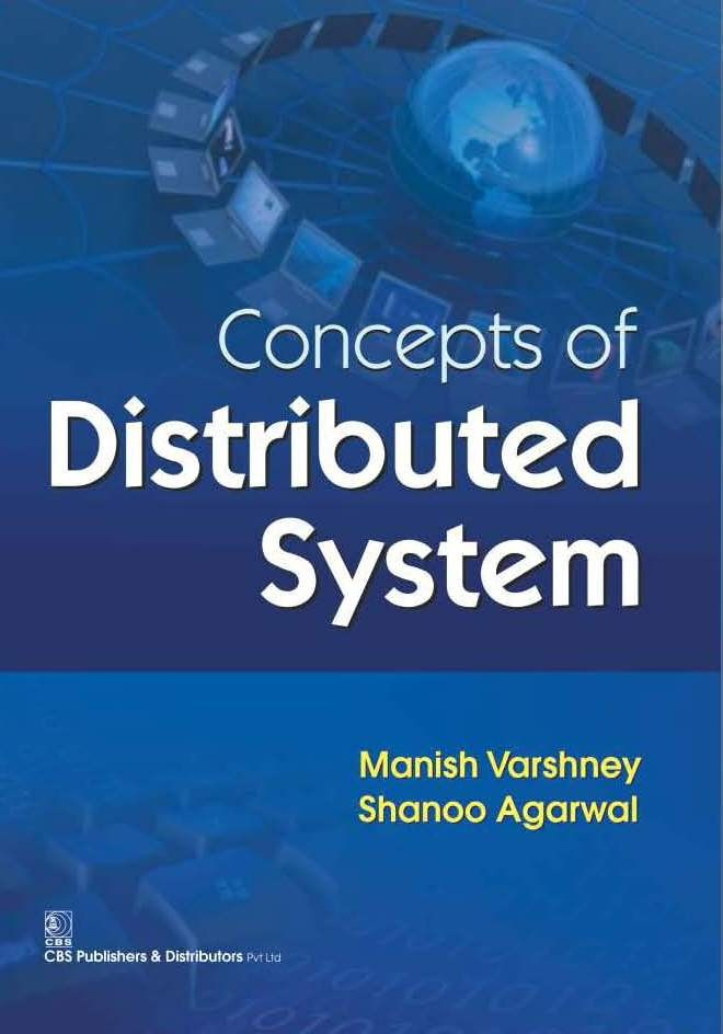 Concepts Of Distributed System (Pb 2016)