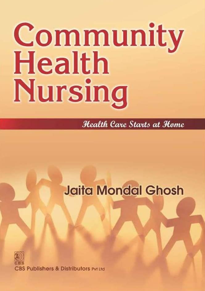 Community Health Nursing, 1st reprint