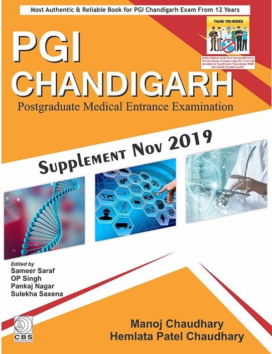 PGI Chandigarh Supplement Nov. 2019