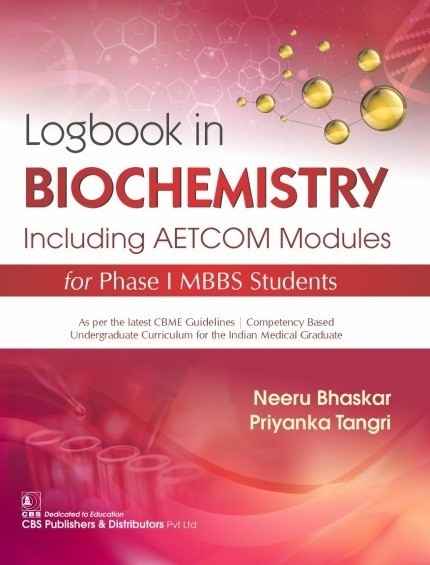 Logbook in Biochemistry including AETCOM Modules