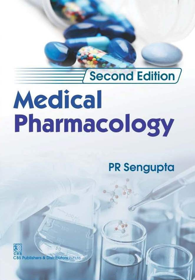 Medical Pharmacology 2Ed (Pb 2016)