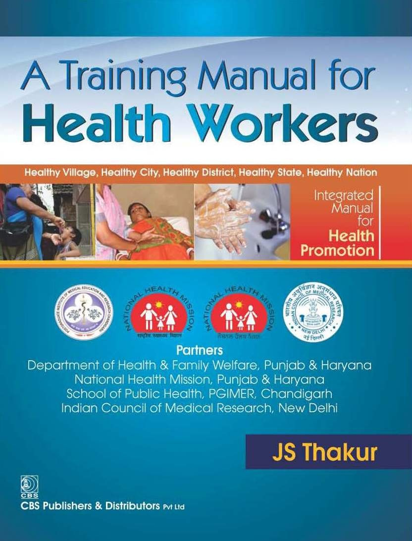 A Training Manual For Health Workers (Pb2016)