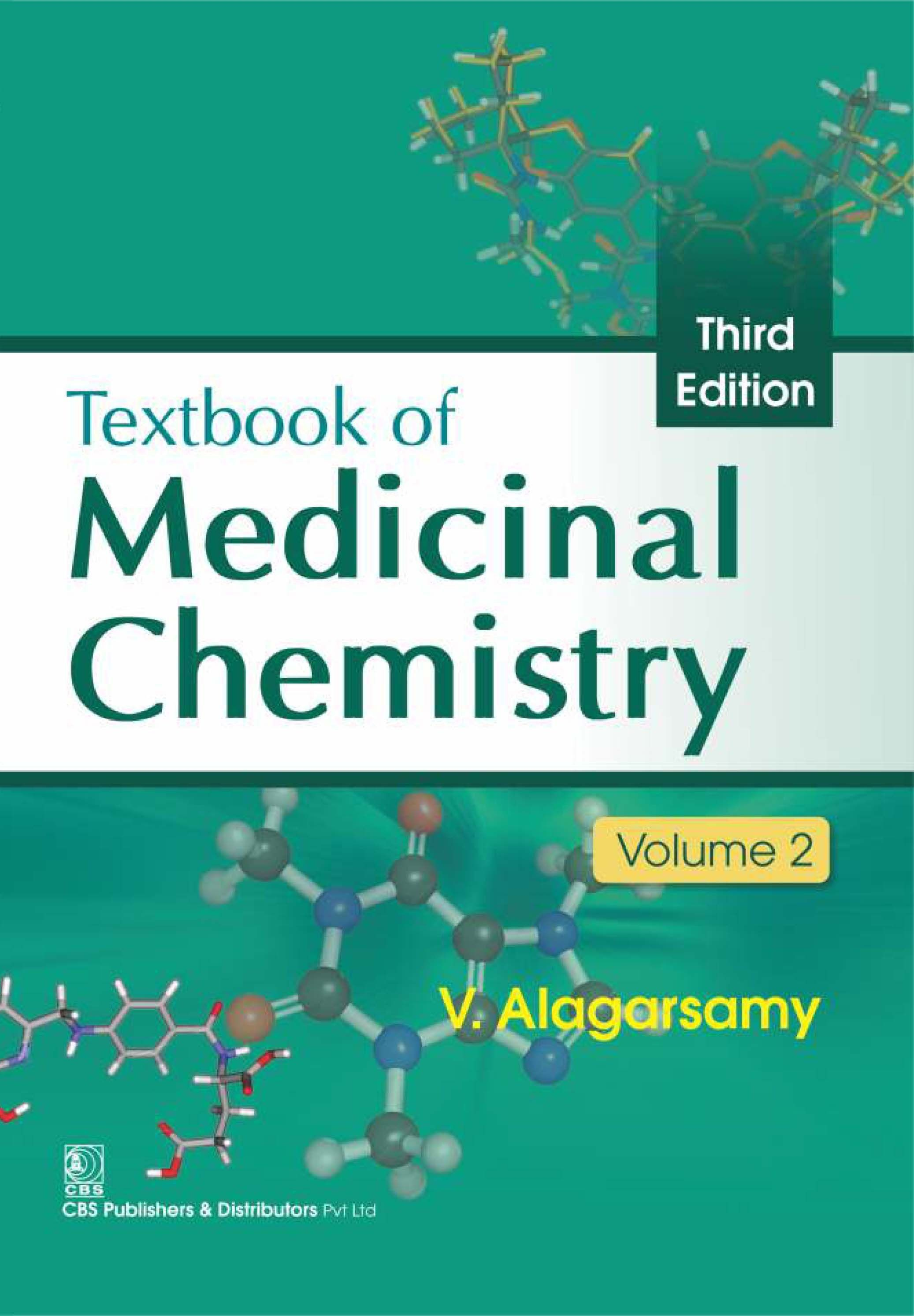 Textbook of Medicinal Chemistry, 3/e, Volume 2 (2nd reprint)